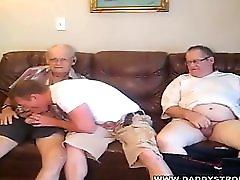 Guy Next Door 2 mature daddies with the guy next door
