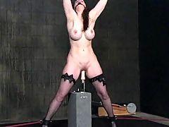 Bondage and fucking machines brandy 15