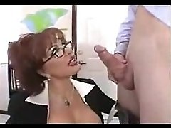 Mature Spanish Class With Ms Bella Sm65