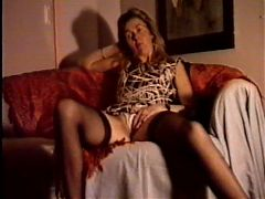 Slut Wife In Stockings Upskirt