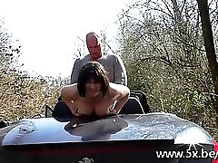 Sabrina's husband asks we anal fuck her