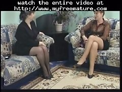 Two Sexy Matures And Four Guys Mature Mature Porn Gran