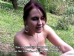 Bitch Stop Tattooed Hooker Eva Fucked Outdoor