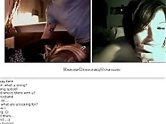 Chatroulette girl