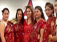 Nepali sexy aunties dancing