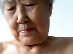 Asian Granny 6