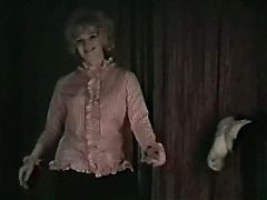 Whole Lotta Shakin' Vintage Blonde Dances And Strips