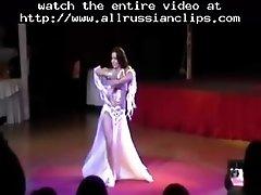 Alla kushnir sexy belly dance part 45 russian cumshots