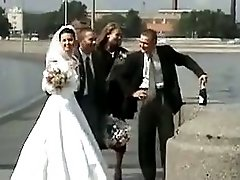 Teen Russian Gets Married Fucked