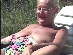 Sexy Horny Granny