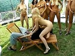 10 hungarian women vs a stallon part 2 of 3
