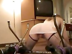 Bound And Used In Ass And Pussy