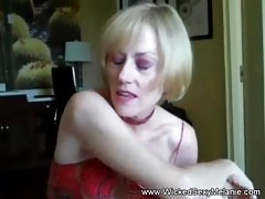 Amateur Gilf Stepmom And Son