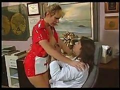 Randi Storm Naughty Nurse Smokin Hot Dual Anal