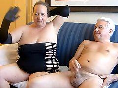 Silver Stallion And Vixen7val Kinky Webcam Fun