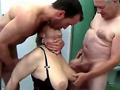 French Threesome 4
