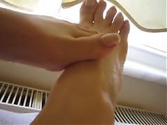 Turkish milf french sexy foot soles ayak taban