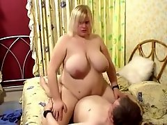 Hot Bbw Milf With Big Tits Suking And Fucking