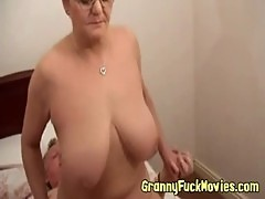 Horny Mature Couple Pounding