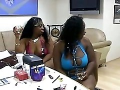 Skyy Black And Lethal Lipps