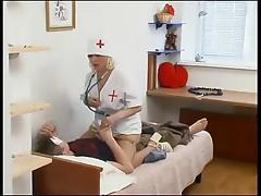 Russian Mature Nurse