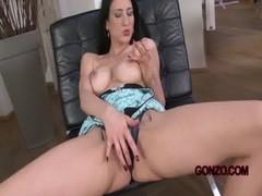 Amanda Emily sexy milf anal gg530 exclusive