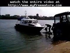 Boat Trip Over Sex Mature Mature Porn Granny Old Cumsho
