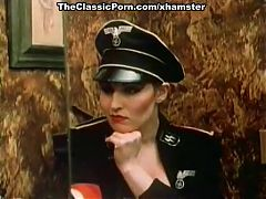 Serena Vanessa del Rio Samantha Fox in classic porn video