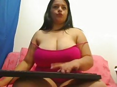 Curvy Latina Orgasms On Webcam See More At Girlcam Org