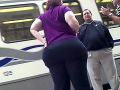 Bbw Huge Ass Booty Butt Culo