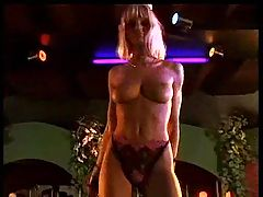 Anita Blond Stripper