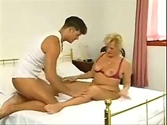 Mature woman and guy 26