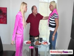 Busty swedish milf fucks her stepdaughters bf