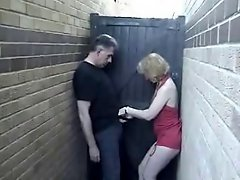 Husband Films Wife Having Fun With His Best Mate !