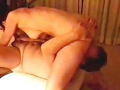 Mature homemade couple
