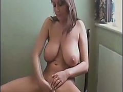 Sexy Ass Milf Masturbates and Orgasms
