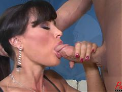 Watch Mega Star Lisa Ann Get Fucked & Creampied