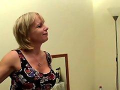 A loving British stepmother