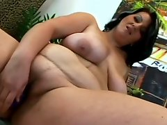 Very tasty chubby milf