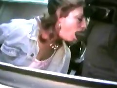Handcuffed Milf Sucking A Cops Dick