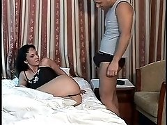 Sesso sul letto SexyLuna Sex on bed Sexyluna