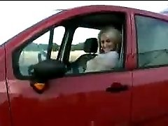 Car Blowjob And Fuck