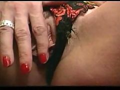 Blonde mature likes toys anal & swallow fdcrn