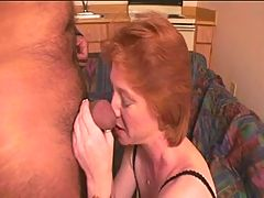 ANAL FOR A REDHEAD MATURE