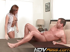 Hot Slut Charlie Ann Deepthroats And Gets Fucked