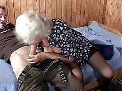 Big Tit Cocksucking Granny