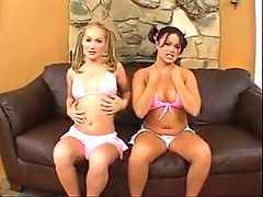 Katie And Kaci Starr Anal Pigtails