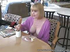 Nasty XXX Fun With granny