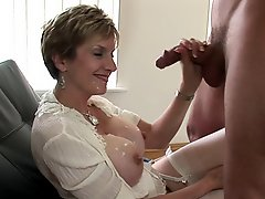 Mature Goddess Gets Awesome Cumshot 143 SMYT