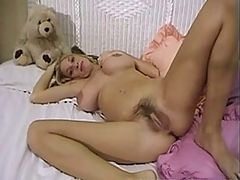 Busty Mary On Hot Interview And Masturbation